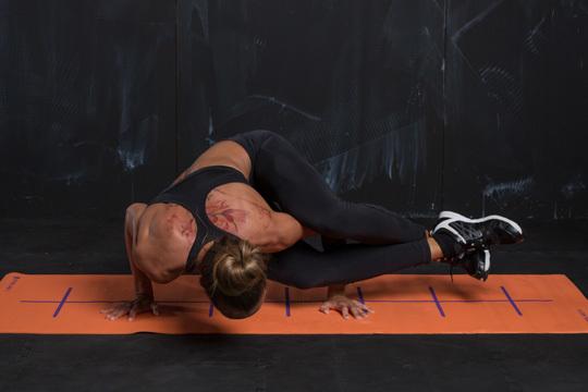 Yoga Lehrerin Janis Bär