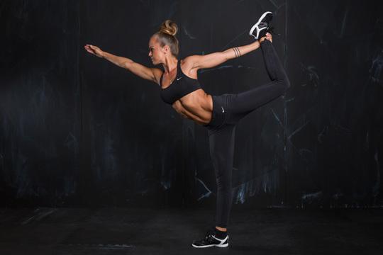 Sport Expertin Janis Bär