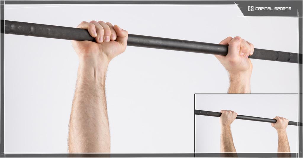 Standard Hook Grip