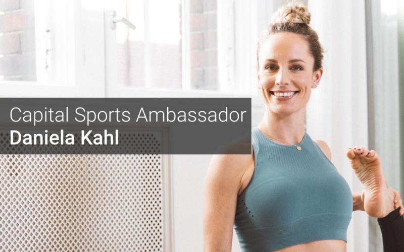 Capital Sports Markenbotschafter Daniela Kahl