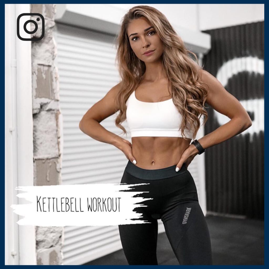IG Thumbnail Bild Influencer Home Workout Evelina