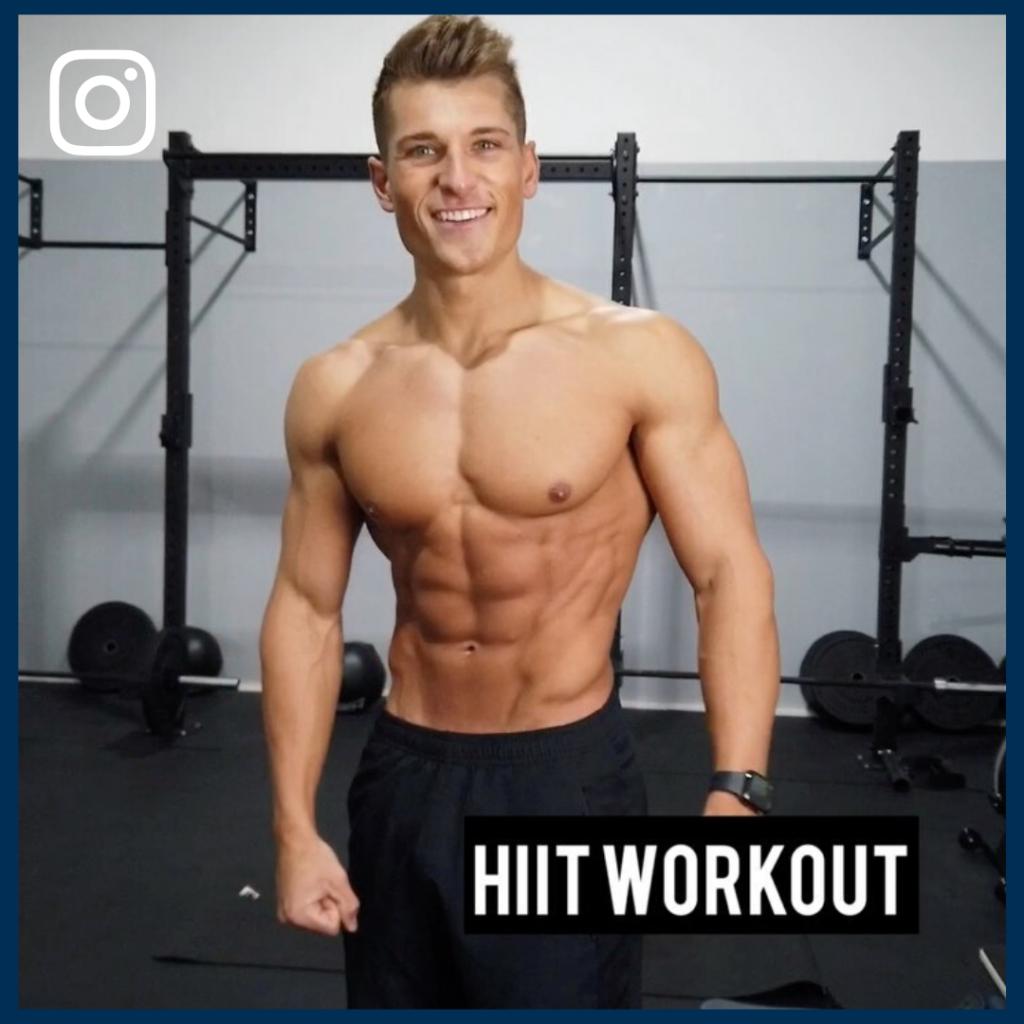 Alex Kukla IG Beitragsbild HIIT Workout