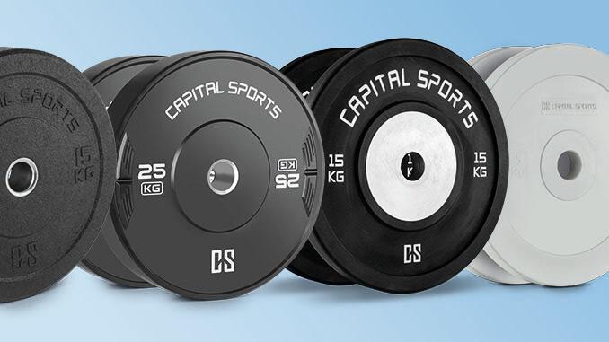 Beitragsbild: diverse Capital Sports Gewichtsscheiben