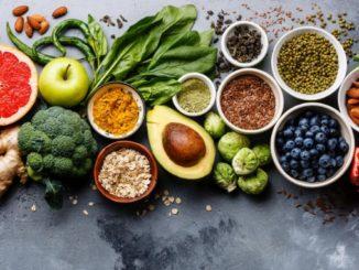 Lebensmittel für Fettverbrennung
