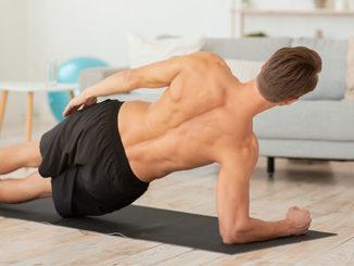 Titelbild für Rückentraining