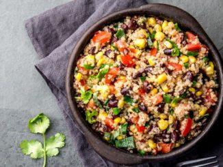 Mexikanischer Quinoa Salat
